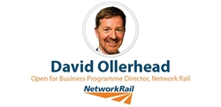 Networks Rail's David Ollerhead, on engaging with the supply chain