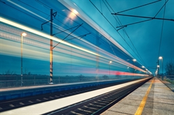 Maximising efficiency requires investment in data, but it's rewards for rail could be extensive