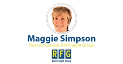 Rail Freight Group's Maggie Simpson on supply chain opportunities, Digital Railway, and HS2