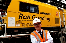 Going global: an interview with Network Rail's Leevan Finney