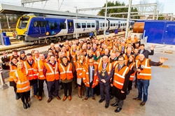 £46m depot unveiled in Wigan