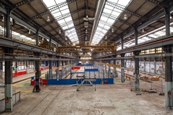 New train maintenance facility to be built in Kent