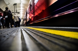 Out with the old: London Underground's track renewal works