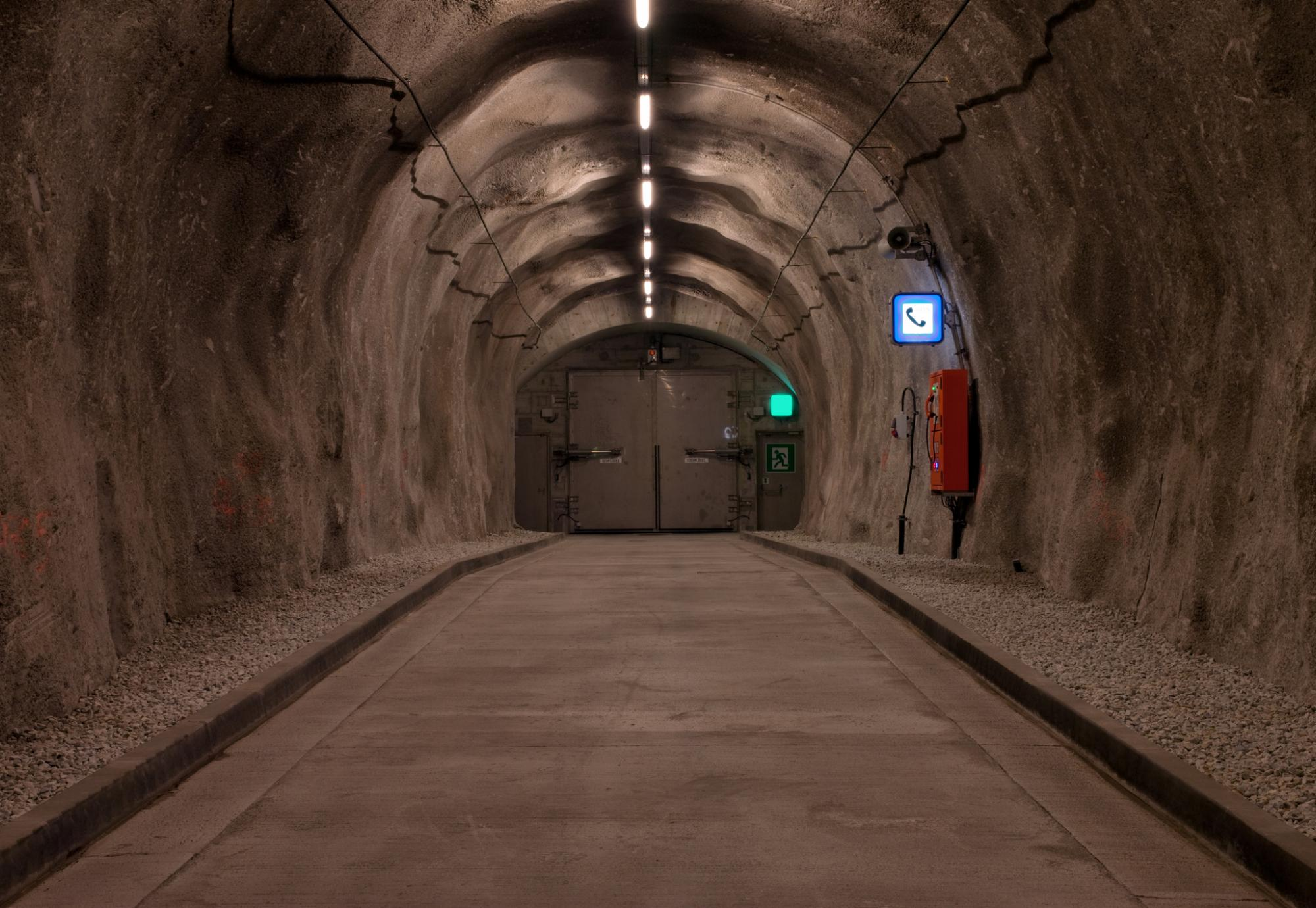 Booth Industries wins HS2 tunnel safety doors contract