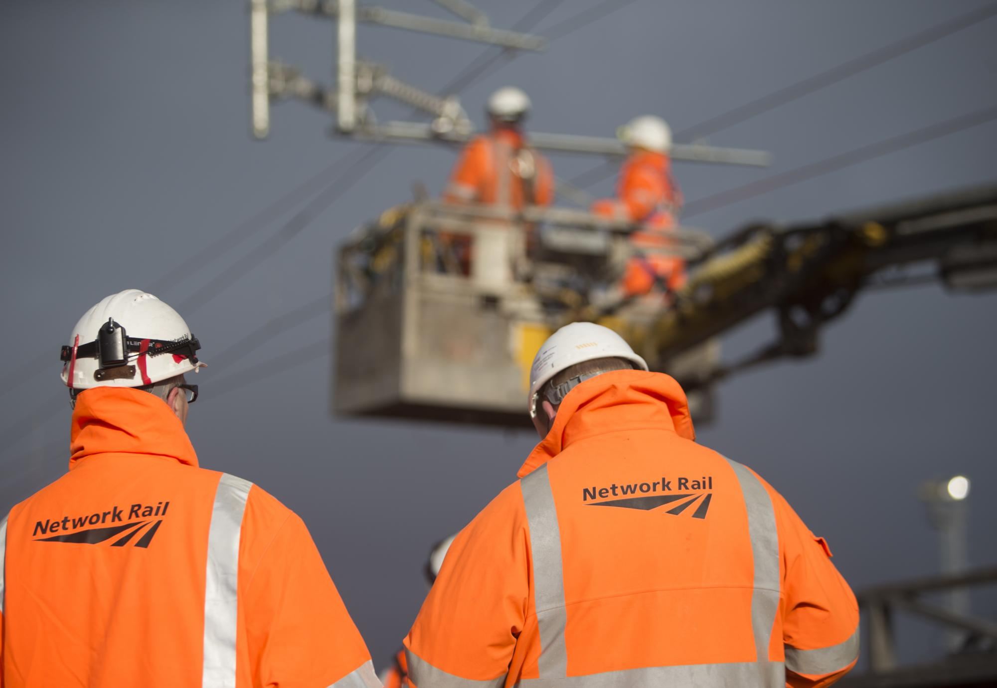 Network Rail using world-first innovative technology for rail projects