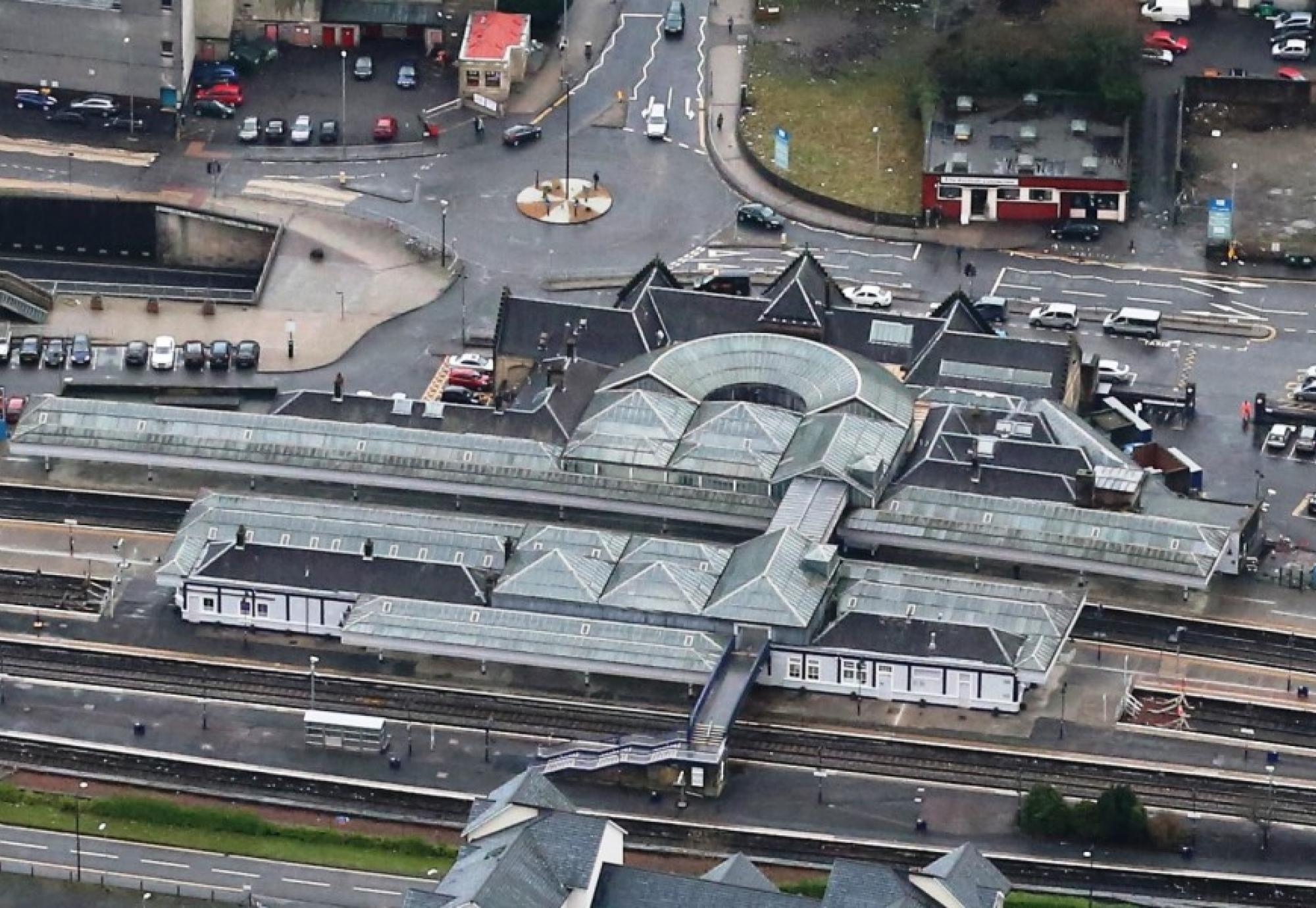 Major £3m refurb of Stirling station roof to begin