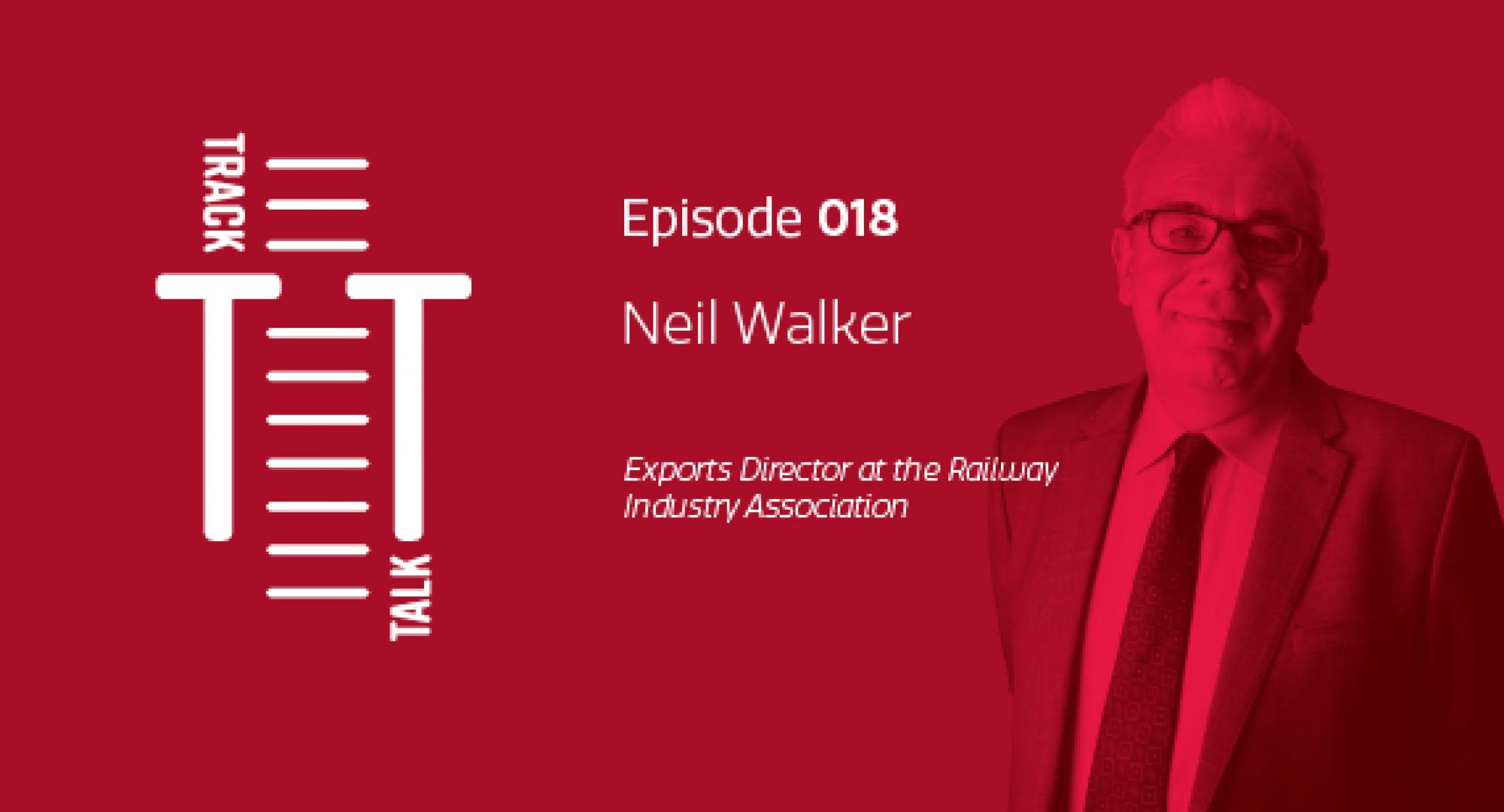 Ep.18 Support to export, Neil Walker