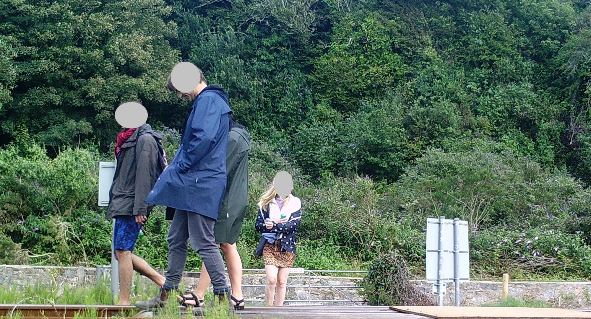 2020 worst summer in five years for trespassing on the railway