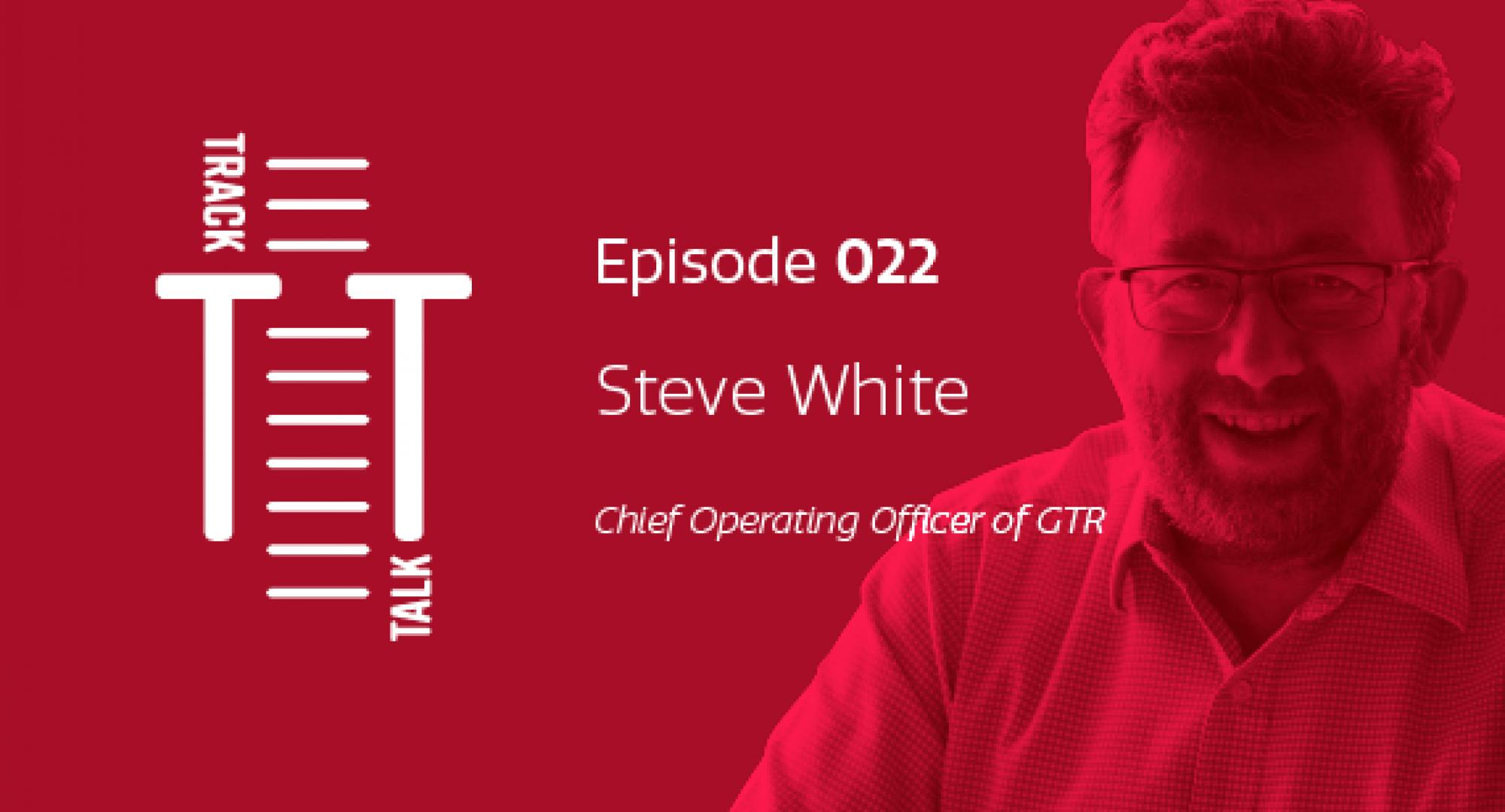 Ep.22 Building back better, faster, greener, Steve White