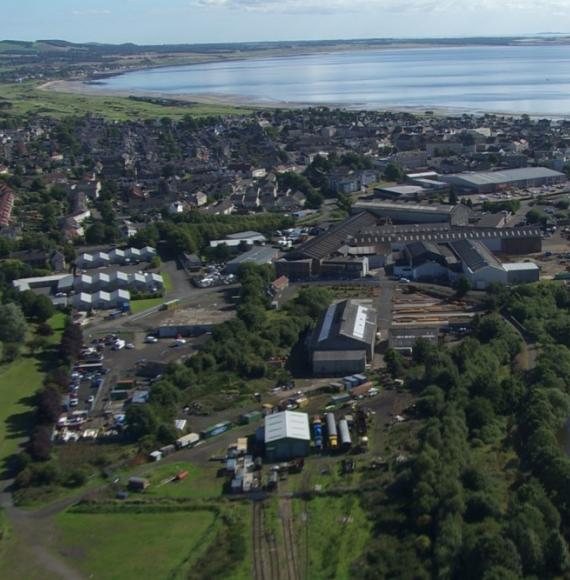 Levenmouth image