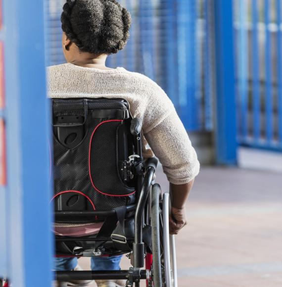 ORR: New guidelines to help disabled passengers