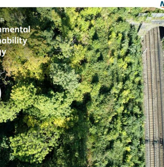 Network Rail publish Environmental Sustainability Strategy