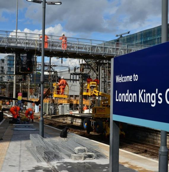 London Kings Cross