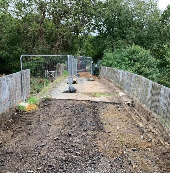 Network Rail to begin replacement work on Norfolk railway bridge