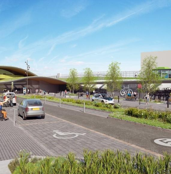 Second round of public consultation on Cambridge South station launches