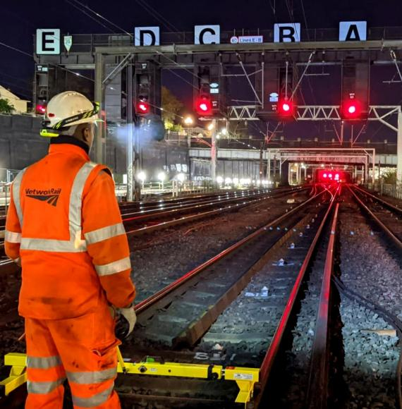 Network Rail spending with SMEs surpasses £2.5bn in 2019-20