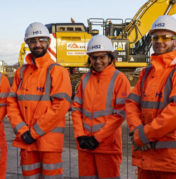 HS2 welcomes over 400 new apprentices