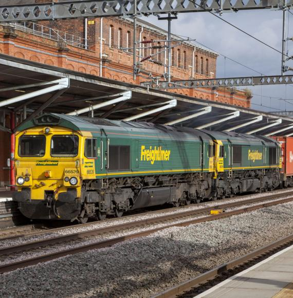 £17m Government boost for Southampton's rail freight capacity