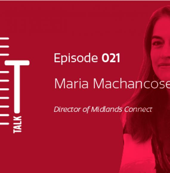 Maria Machancoses , podcast episode