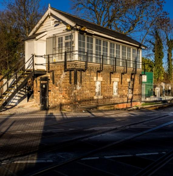 Norton West Signal Box