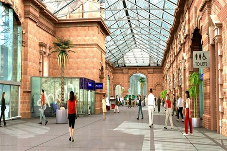 Nottingham station partnership to deliver improvements