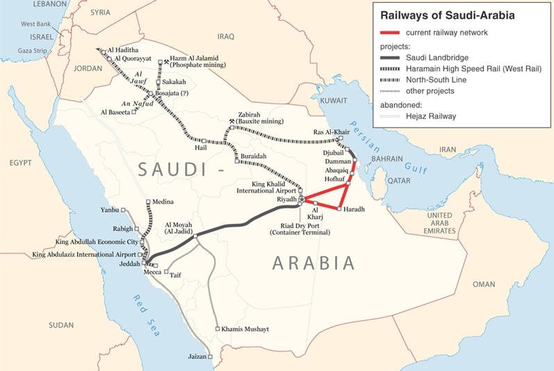 Network Rail closes in on £100m Saudi rail contract