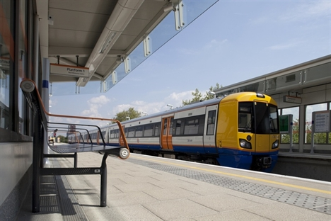 Platform lengthening works on Overground awarded