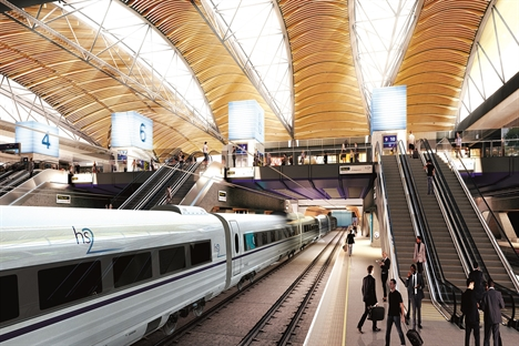 Consider legal action over HS2 redundancies, MPs say