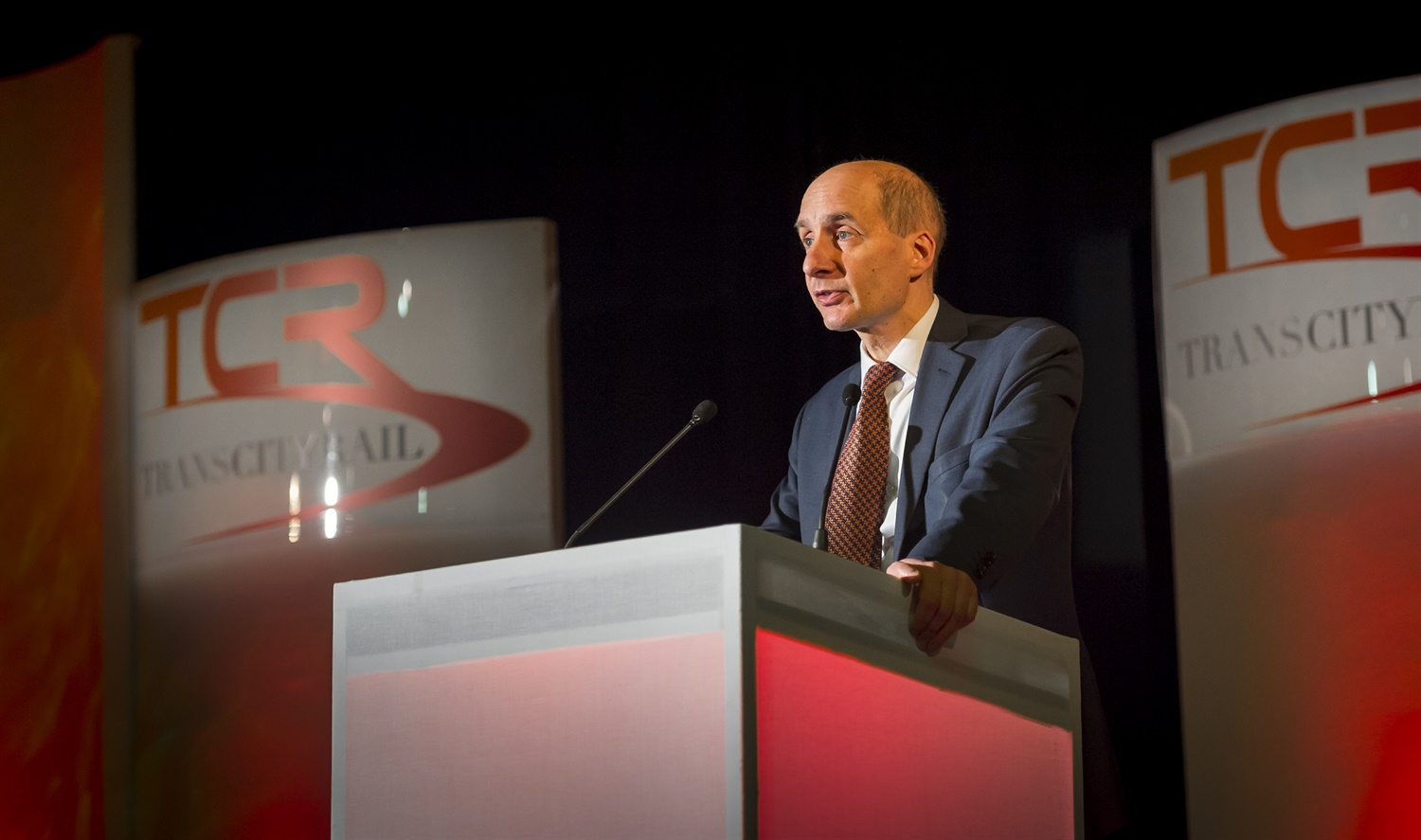 Lord Adonis: Businesses should help pay for HS3 because they will benefit