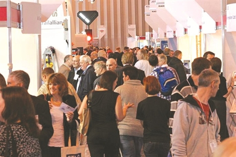 4,500 visitors at Infrarail 2012