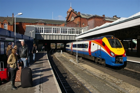 East Midlands Trains discounts fares during Nottingham works