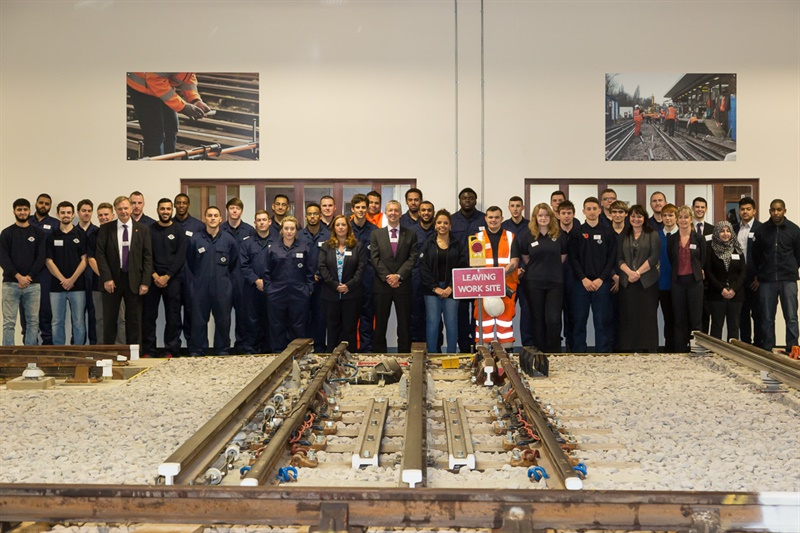 TfL invests £1m in LU's Skills and Training Centre