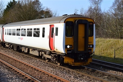 Greater Anglia and Network Rail unite to fight leaf damage