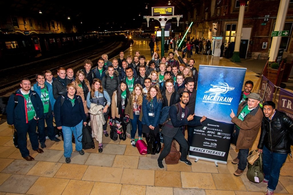 HackTrain winner handed £25,000 to tackle rail disruption