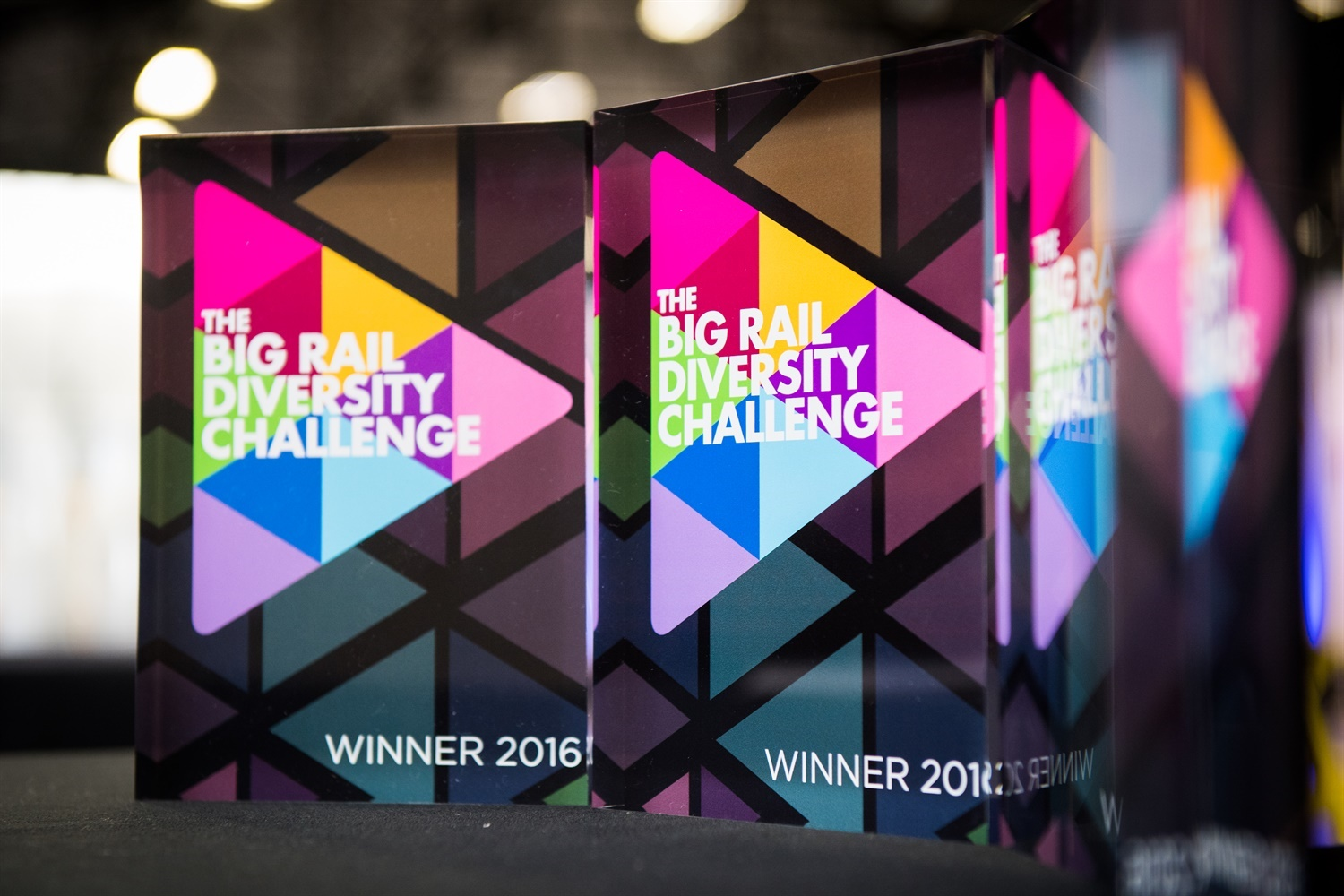 RTM team joins rail industry in action-packed Big Rail Diversity Challenge