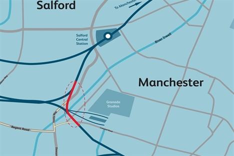 Behind the curve - The Ordsall Chord is a poor choice