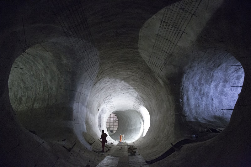 New Crossrail images released as project hits 60% milestone