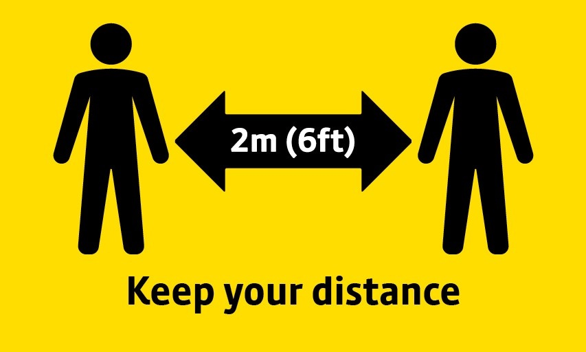 TfGM launches campaign to encourage social distancing
