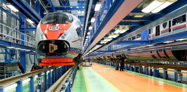 RSSB moves forward on robotic rolling stock maintenance innovations
