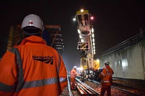 £30m Crossrail improvements completed over Easter weekend