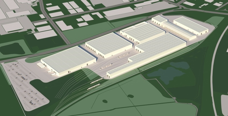 Siemens submits plans to build £200m train manufacturing site in East Yorkshire