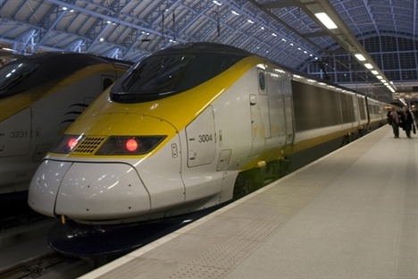 Eurostar trials new French services