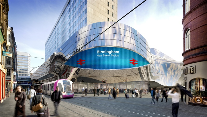 Network Rail's £200m shopping centre bid still under consideration despite ORR concerns