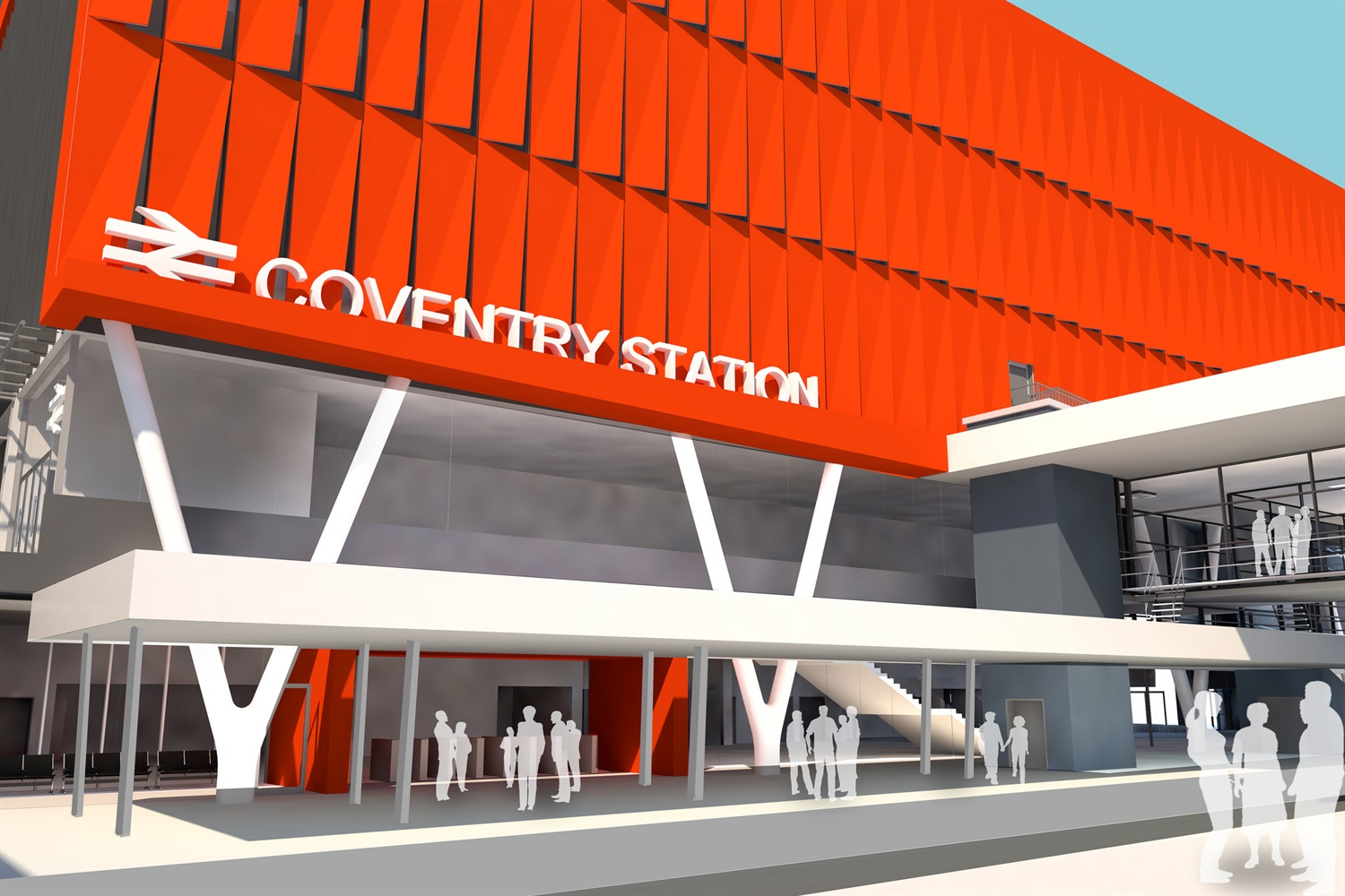 Coventry Station's £82m masterplan up for approval