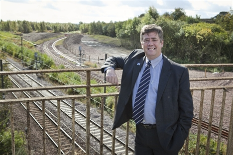 Transport Scotland transfers Borders to Network Rail