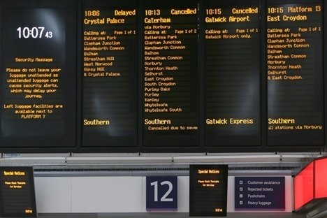 Terrible train performance in CP5 so far – Network Rail promises action