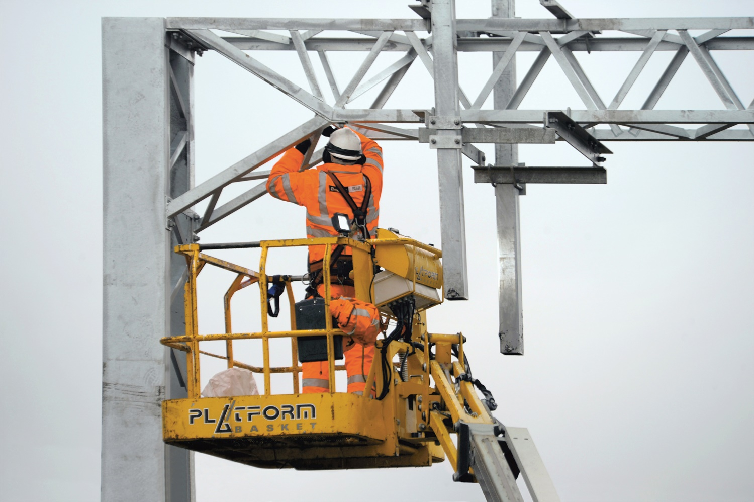 NR starts 'essential' Manchester to Preston electrification bridge rebuilds