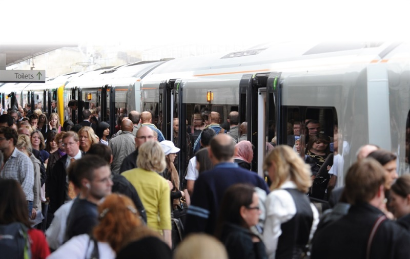 Passenger growth continues to add pressure to a congested railway