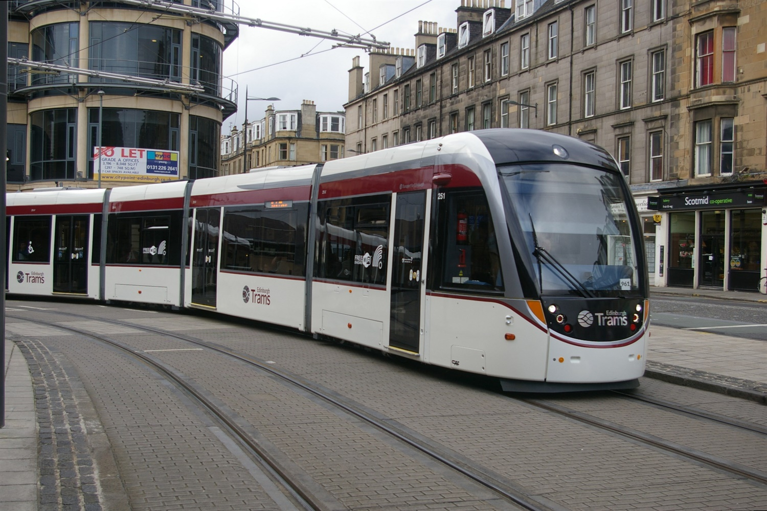 Trams now 'benchmark for excellence' for passenger satisfaction in rail