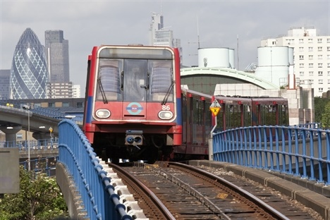 TfL starts search for supplier of new DLR trains